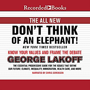 The All New Don't Think of an Elephant! Audiobook