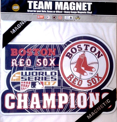 Fremont Die Boston Red Sox 2007 Champions 12