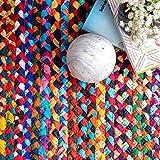 nuLOOM Tammara Hand Braided Area Rug, 3' x