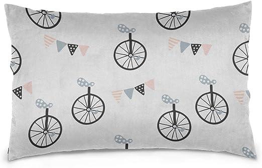 Fundas de almohada Rueda de bicicleta Juego de ciclismo Deporte ...