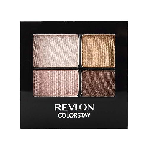 Revlon Colorstay 16hr eyeshadow quad decadent