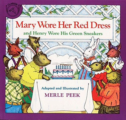 (Mary Wore Her Red Dress and Henry Wore His Green Sneakers)