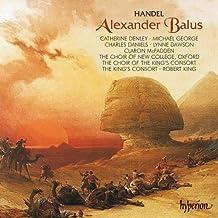 Alexander Balus Oratorio
