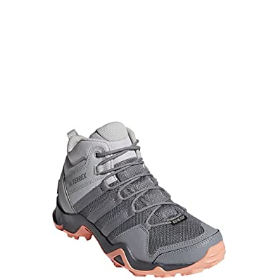 sale online ever popular on feet at adidas outdoor Womens Terrex AX2R Mid GTX Shoe (8.5 B(M) US, Grey)