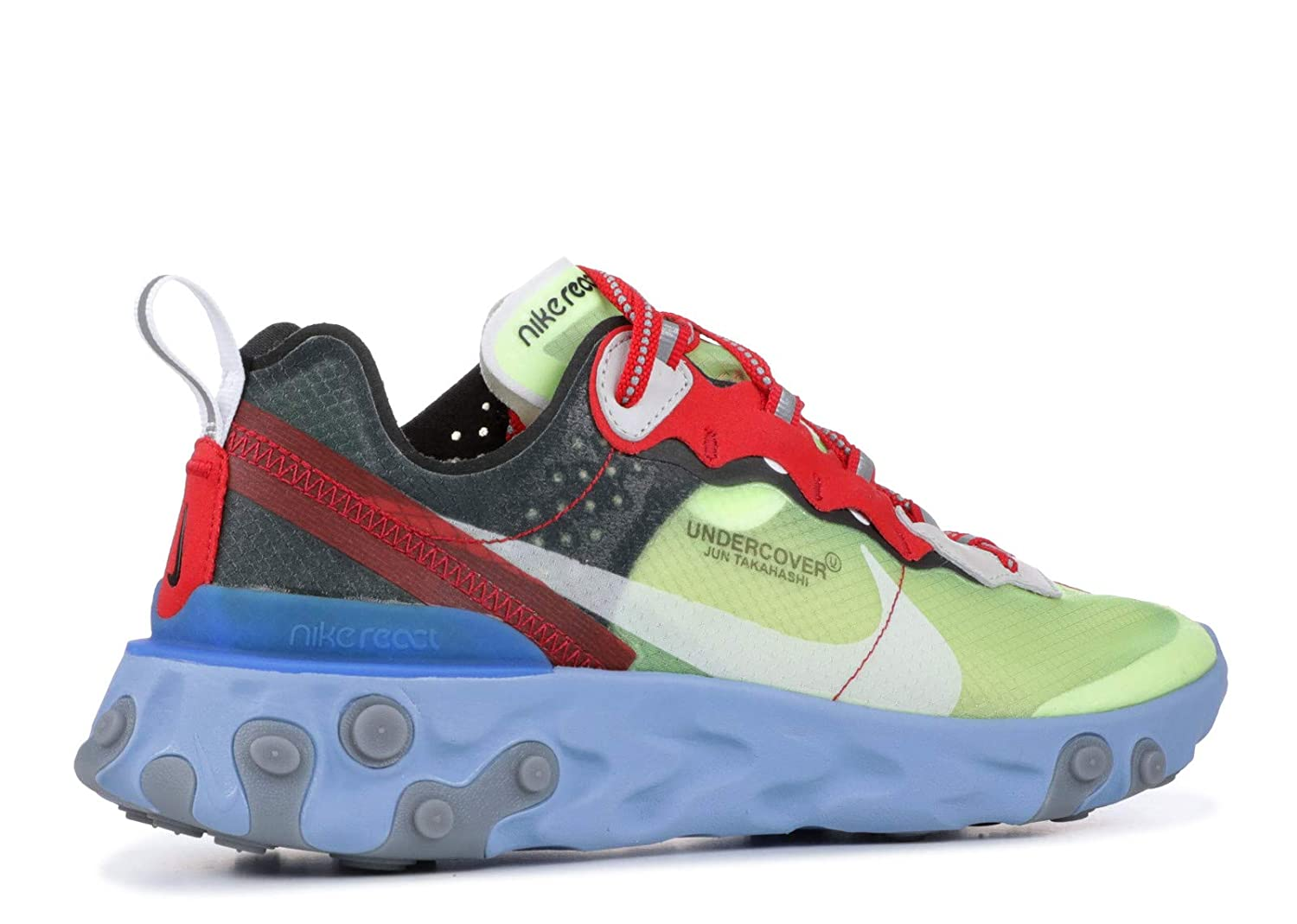 premium selection 0ff9a 7bc25 Amazon.com   Nike React Element 87 Undercover - US 7   Fashion Sneakers