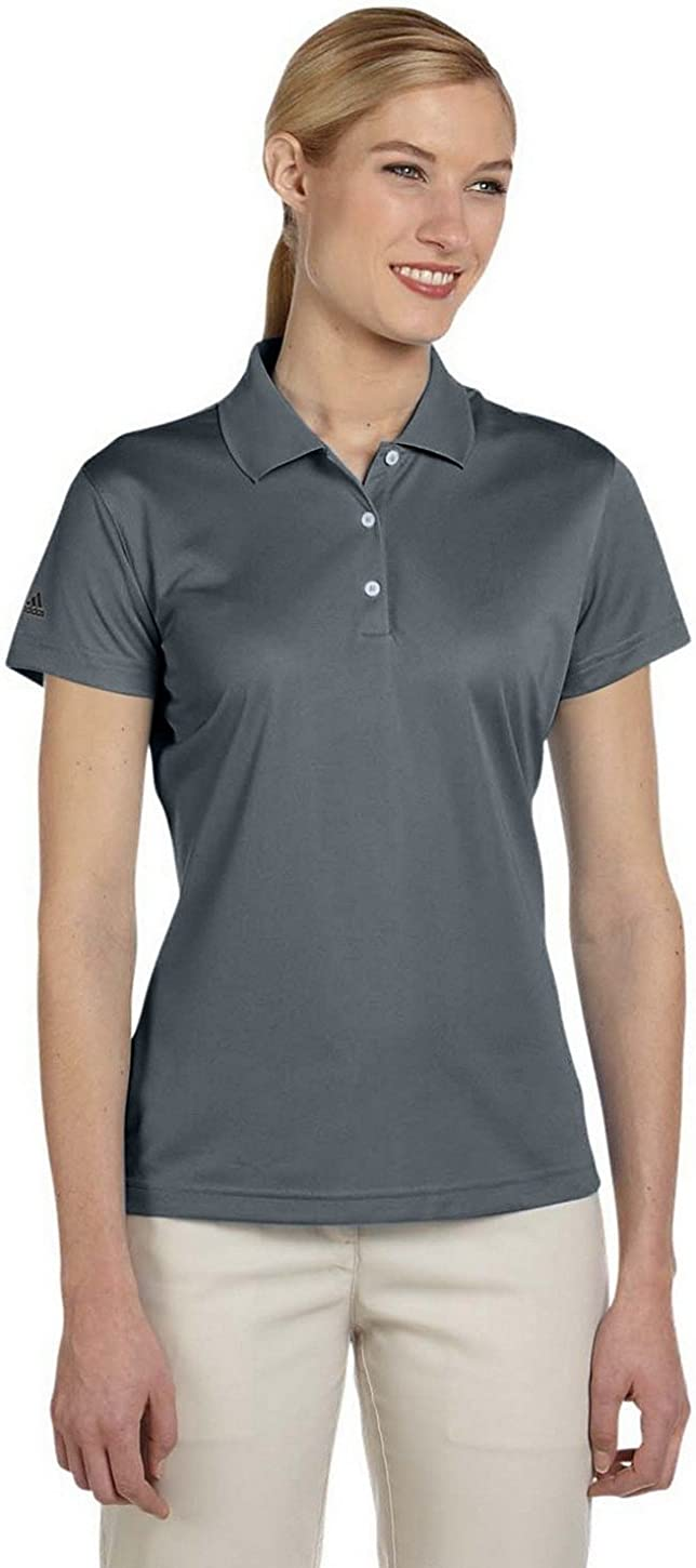adidas Golf A131 Ladies' Climalite Polo Short-Sleeve Basic Free shipping on posting Japan Maker New reviews