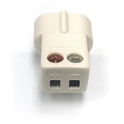 Amazon.com: Bose AC-2 Bare Speaker Wire Connector (White): Home ...