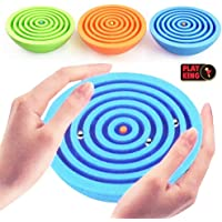 Playking Smart Toys Labyrinth Puzzle Maze, Best Game for Focus and Concentration for Kids, Multicolor (Pack of 1)