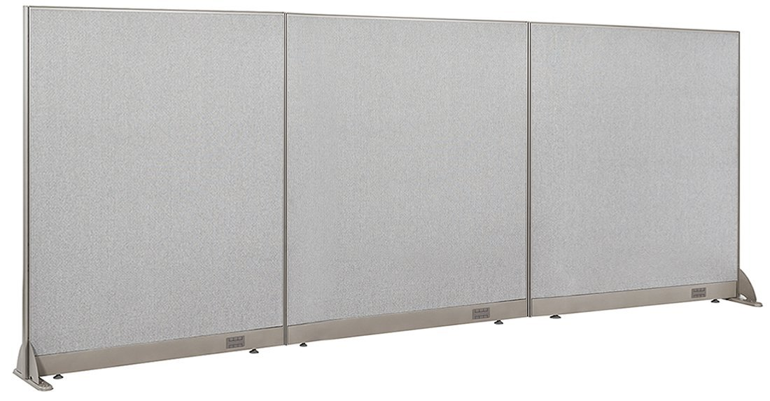 GOF Office Freestanding Partition 144W x 60H / Office Divider (144W x 60H)