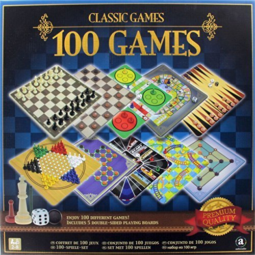 Classic Games Collection – 100 Game Compendium