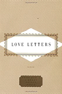 love letters everymans library pocket poets