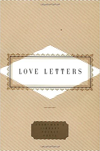 Love Letters EverymanS Library Pocket Poets Series Peter