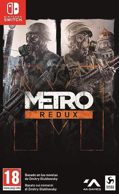 Metro Redux: Amazon.es: Videojuegos