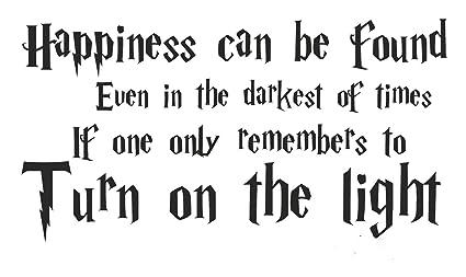 Albus Dumbledore Quotes   Amazon Com Kreative Decals Albus Dumbledore Harry Potter Movie