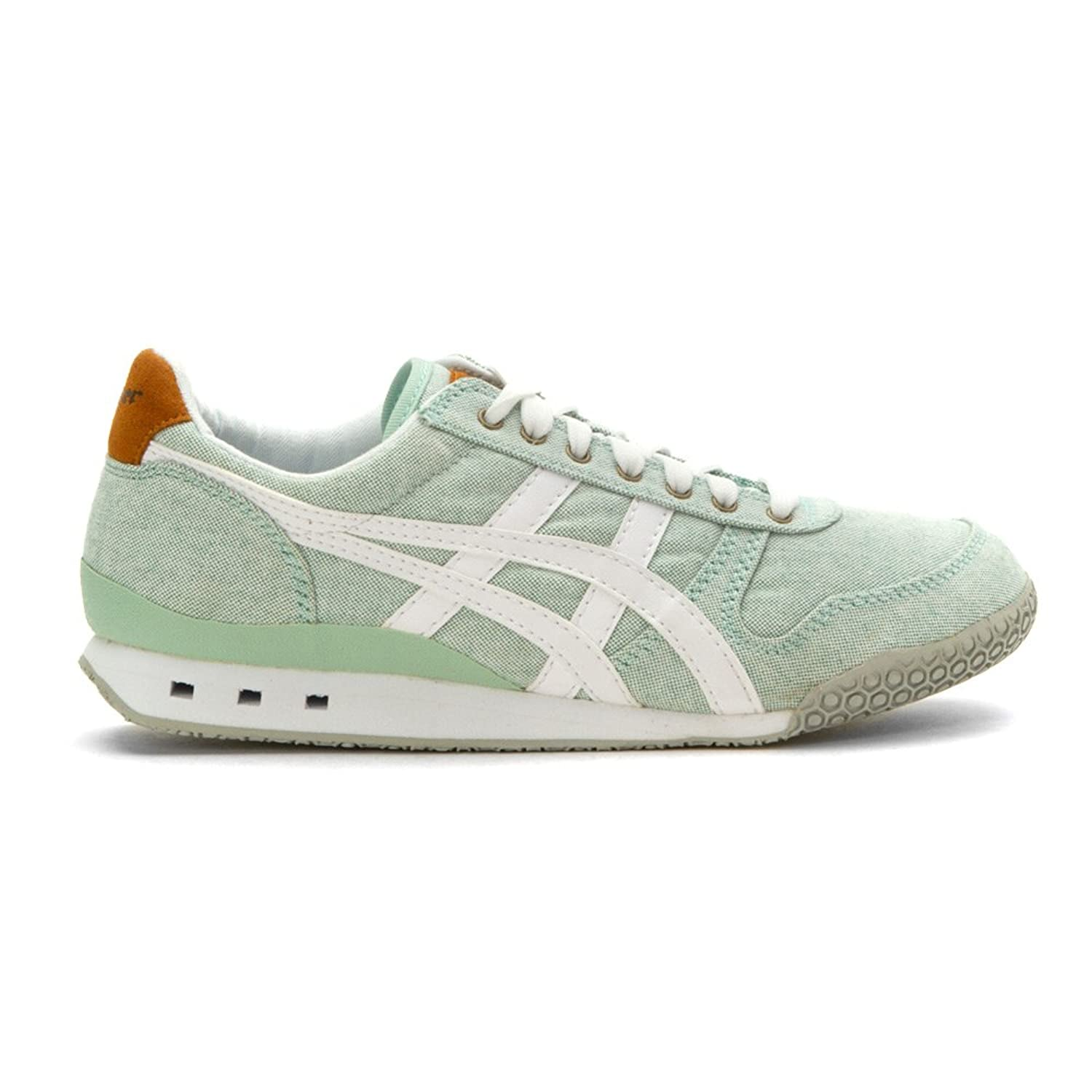 Onitsuka Tiger Women's Ultimate 81 Classic Running Shoe, Palm House/White,  10 M US: Amazon.in: Shoes & Handbags