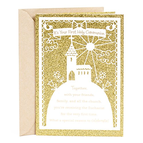 DaySpring Holy Communion Card (It's Your First Holy - First Communion Card