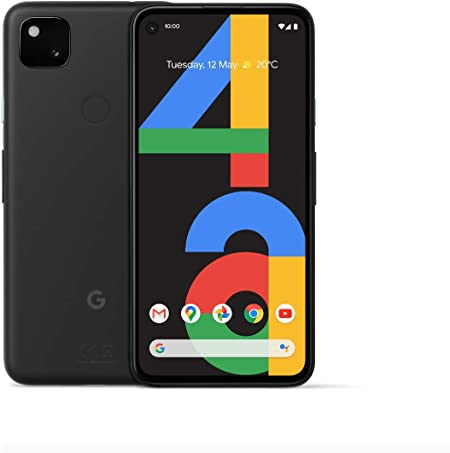Google Pixel 4a Android Mobile Phone- 128 GB