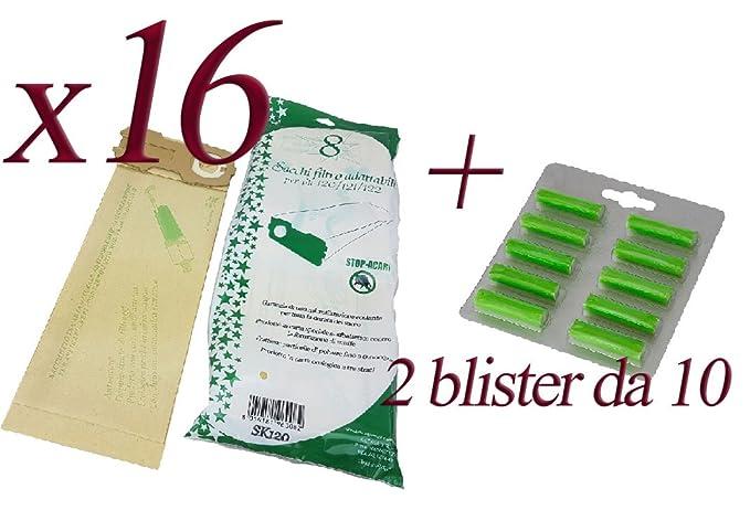 Bolsas de papel natural + ambientadores de pino para ...