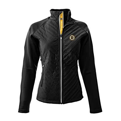 fe78435c9 Amazon.com   Levelwear NHL Ladies Scarlett Team Script Full Zip ...