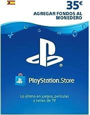 TARJETA PSN CARD 35€ | Código de descarga PSN - Cuenta española