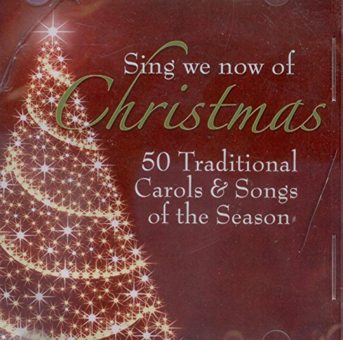 Price comparison product image Sing We Now of Christmas: 50 Traditional Carols & Songs of the Season (CBD Exclusive Compilation)