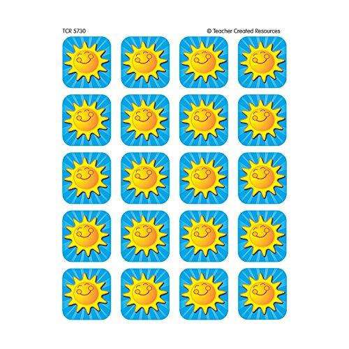 Teacher Created Resources Summer Sunshine Stickers, Multi Color -