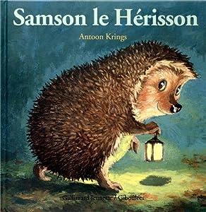"""Afficher """"Samson le hérisson"""""""