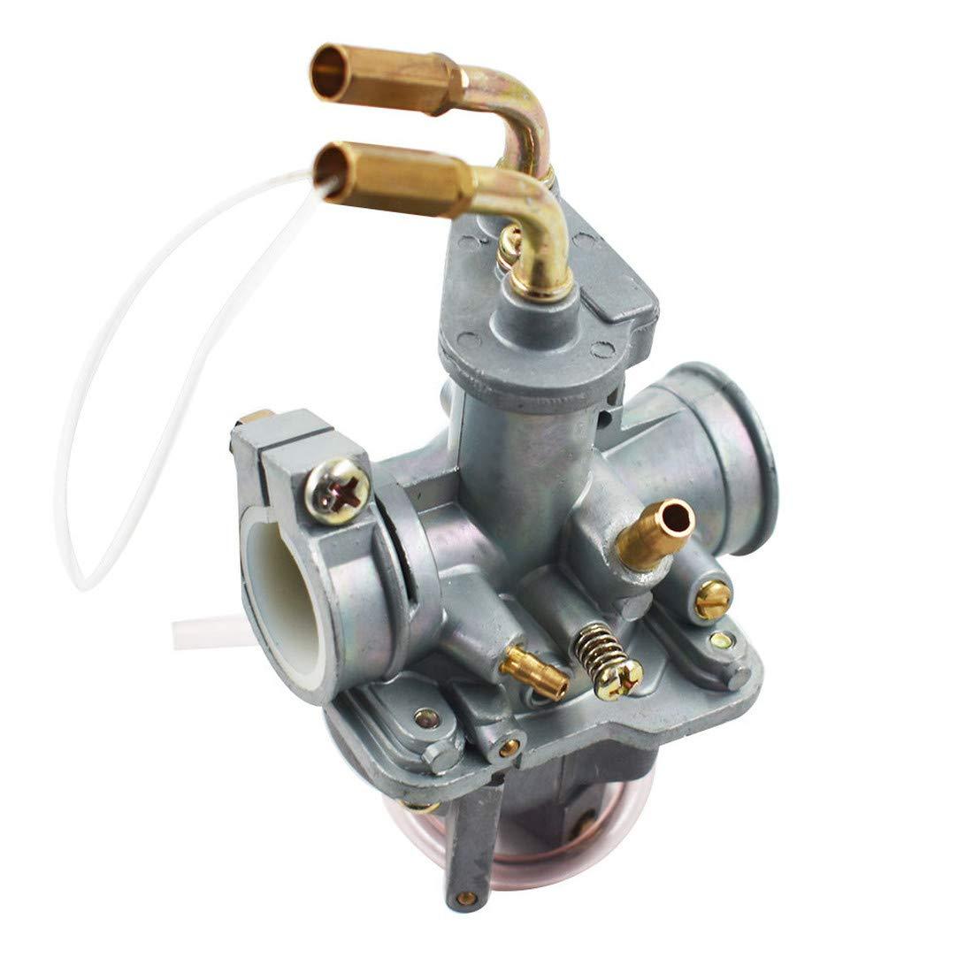 Fuel System Motors WFLNHB Carburetor Carb Air Filter Throttle ...