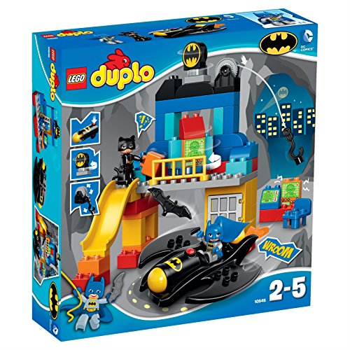 Lego  Duplo  Super Heroes 10545 Batcave Adventure 59 Piece Building Kit