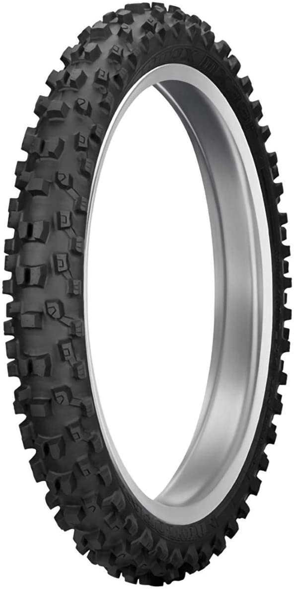 70//100-17 Front Pirelli Scorpion MX32 Mid Soft Dirt Bike Front//Rear Motocross Tube Type Tire with Authentic Pirelli Key Chain