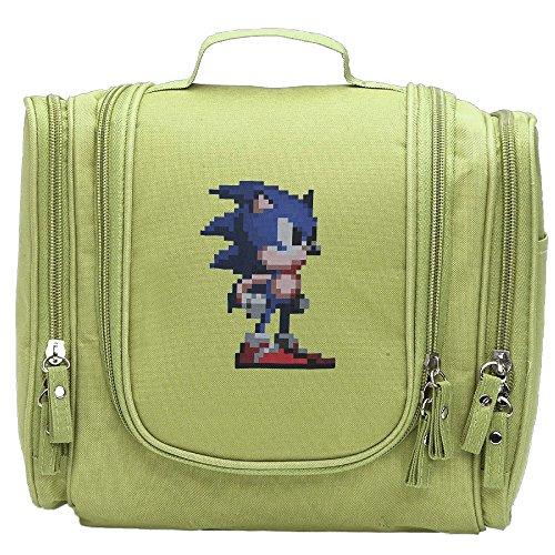 Sonic The Hedgehog Cosmetic Makeup Bag (Female Sonic The Hedgehog)