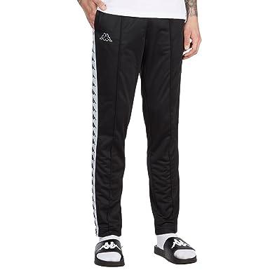 92635797 Kappa 222 Banda Astoria Slim Pants - Black/White - XL: Amazon.co.uk ...