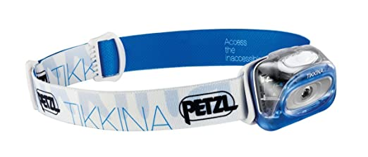Review Petzl Tikkina Headlamp