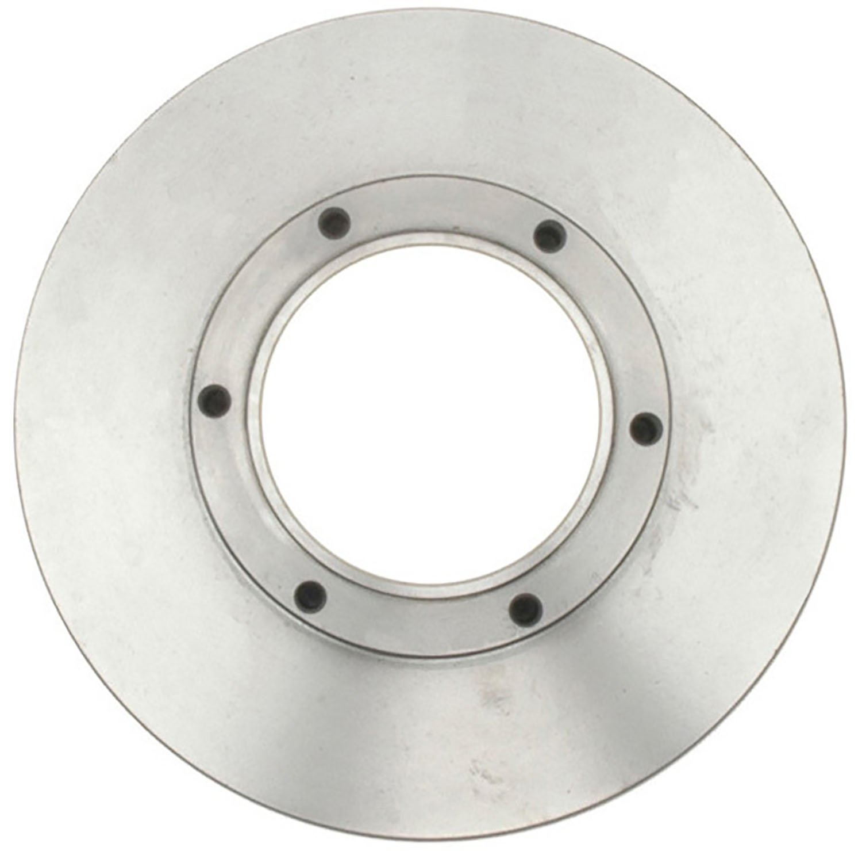 ACDelco 18A90A Advantage Non-Coated Front Disc Brake Rotor