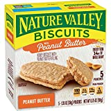 Nature Valley Biscuits, Peanut Butter, Breakfast