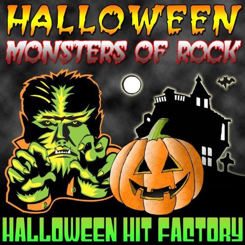 Halloween Monsters of Rock -