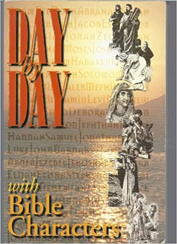 Book Day by Day with Bible Characters