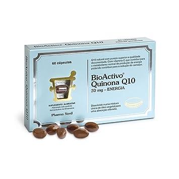 Bioactivo Quinona Q10 30mg 60 Caps