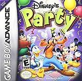 Disney's Party - Game Boy Advance - Standard Edition