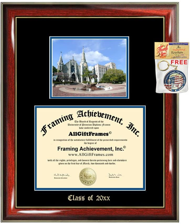 12 x 16 Campus Images DE999GED University of Delaware Embossed Diploma Frame Gold