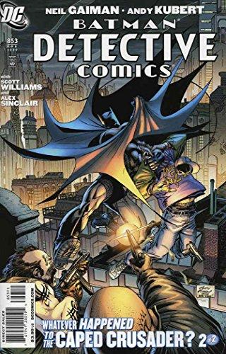 Detective Comics #853 VF ; DC comic book