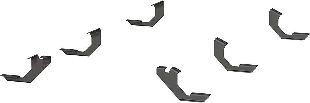 Running Boards Sold Separately ARIES 2055123 VersaTrac Mounting Brackets