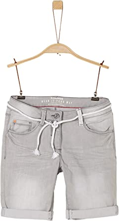 s.Oliver Junior Jeans Bermuda Pantalocini Denim Bambino