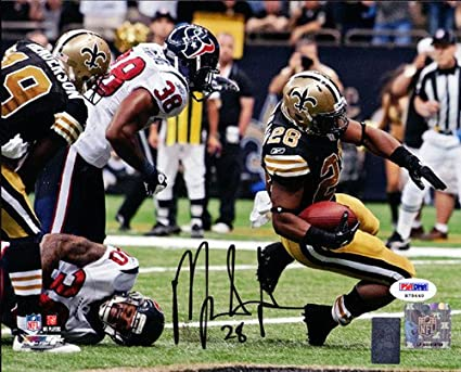 6a36099c8 Mark Ingram Signed 8x10 Photo New Orleans Saints - PSA DNA Authentication -  Autographed NFL