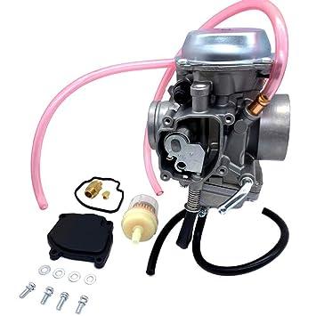 Carburetor For Suzuki Quadrunner 250 LT 4WD LTF250F LT F4WD LTF250 1990 1999 Suzuki Quadmaster 500 LTA500F 2000 2001