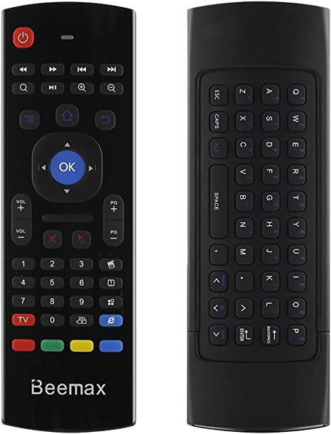 Remote Control for YouTube Black Wireless Mini Keyboard /& Mouse Easy Control Browser for Samsung/The Frame UE43LS03 Art Mode 43