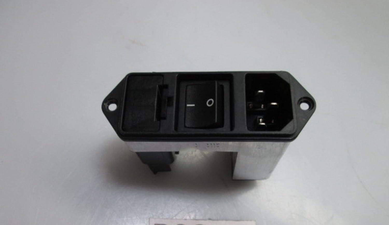 Schurter CD21.1501.151 Power Entry Module 250V~50//60Hz