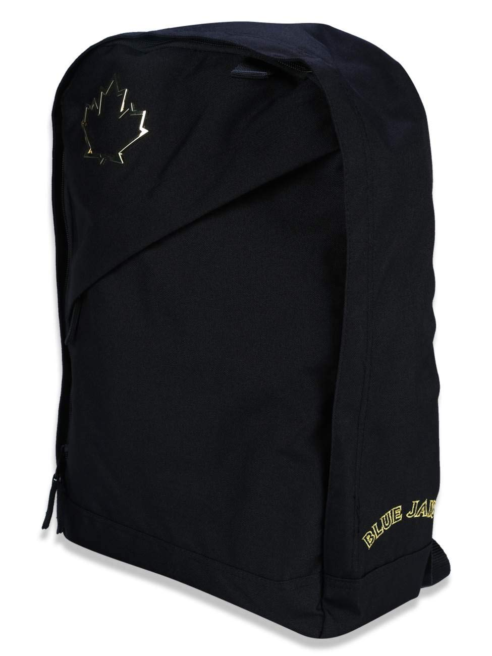34ec7464a0b Toronto Blue Jays Black Split Pack Backpack Bag Made By New Era ...