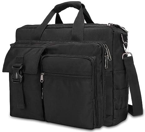 Amazon.com  Men s Military Laptop Messenger Bag 15.6 Inch 3285ce5fd1f11