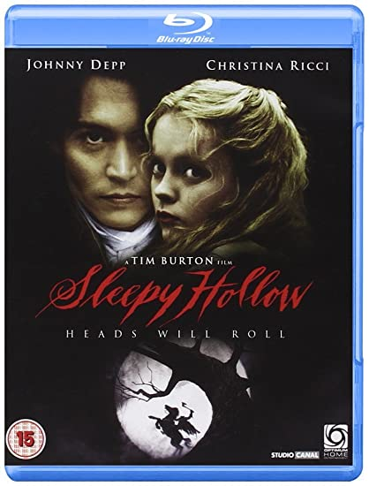 Sleepy Hollow Edizione: Regno Unito Reino Unido Blu-ray: Amazon.es: Sleepy Hollow: Cine y Series TV